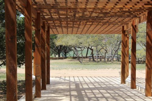 pergola grape arbor winery