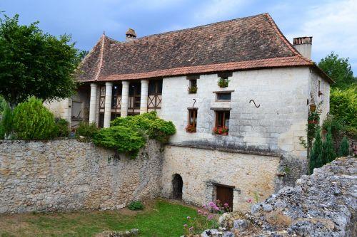 perigord house medieval house périgord