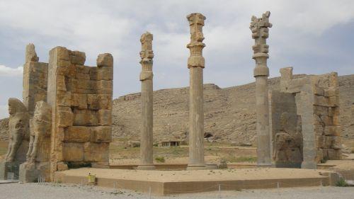 persepolis iran archaeology