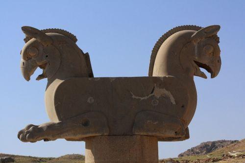 persepolis iran sandstone