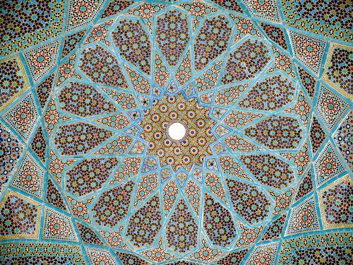 persian art tradiotional