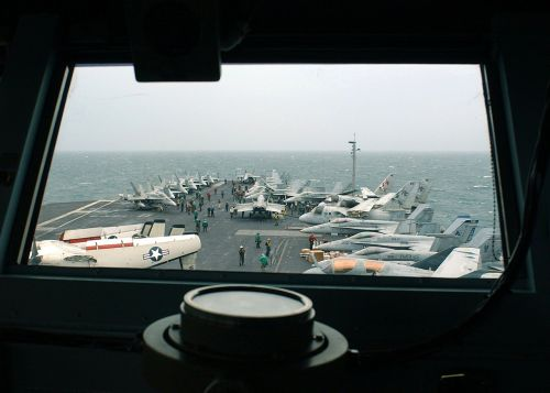 persian gulf ship sea