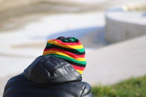 person  street  bonnet
