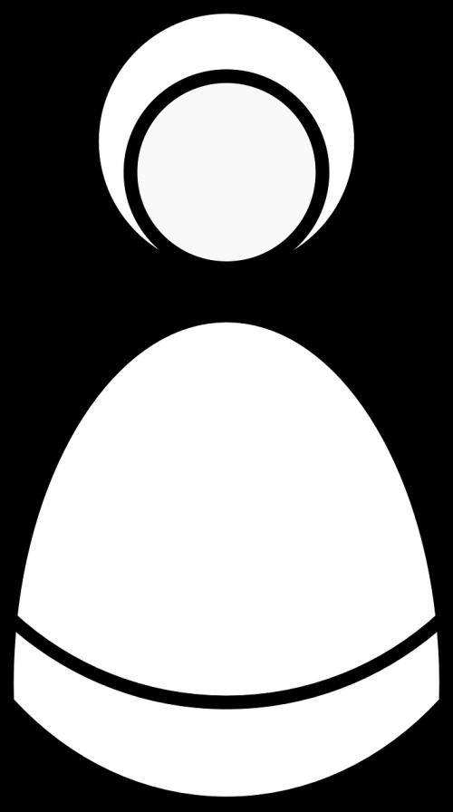 person woman female