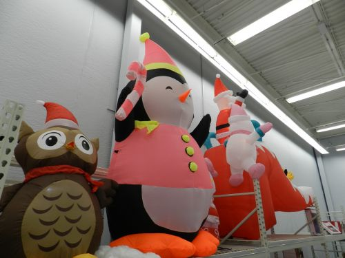 Inflatable Characters (3)