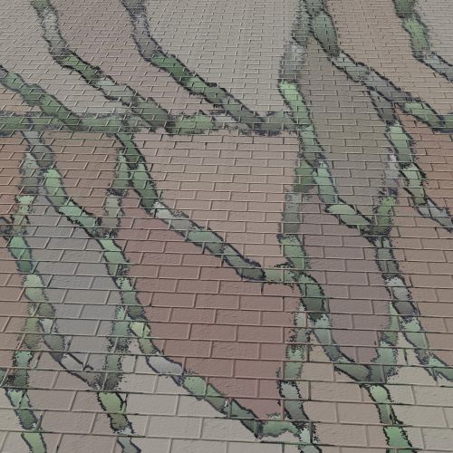 Perspective Bricks