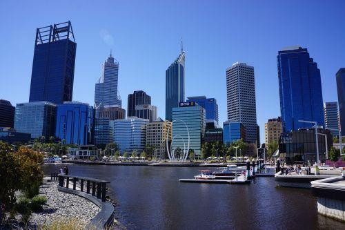 perth city australia