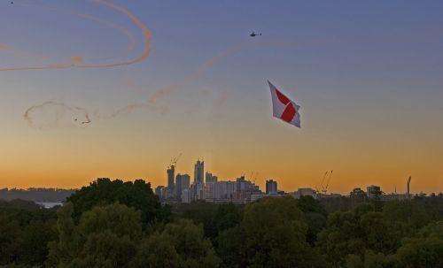 perth australia day