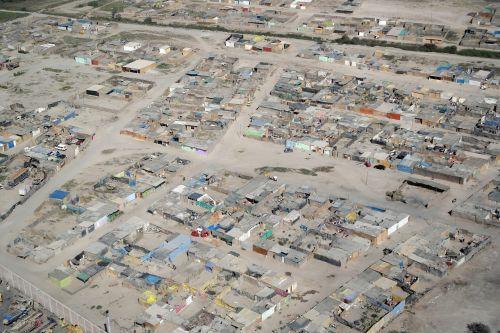 peru population shanties