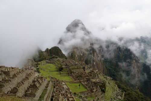 peru machu pichu archaeological peru