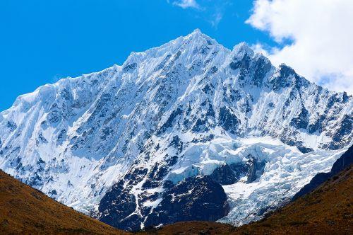 peru mountains cordilleras