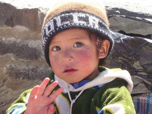 peru boy child