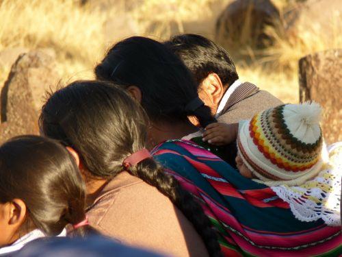 peruvians hairstyles plait