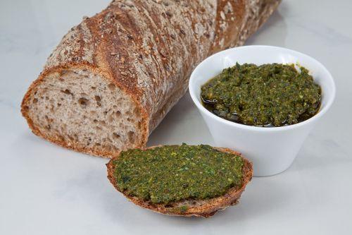 pesto bärlauch-basil-pesto bear's garlic