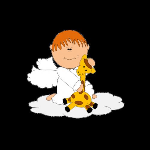 pet giraffe angel