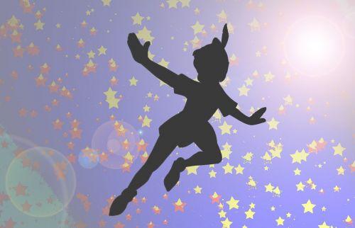 peter pan fairy tales