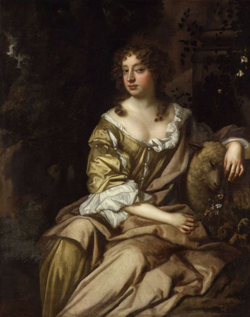 peter lely woman female