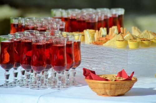 petit fours cocktail aperitif