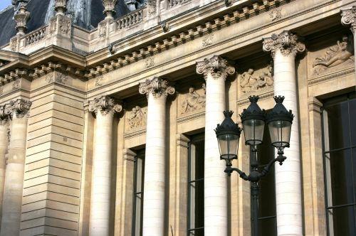 petit palais columns paris