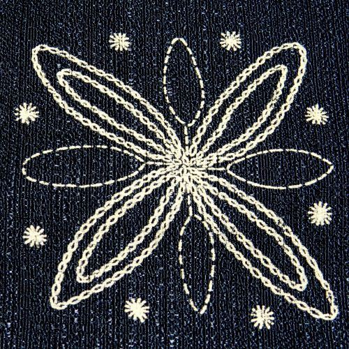 Small Embroidered Cloth (1)