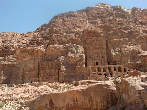 petra egypt jordan