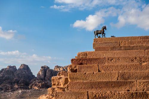 petra jordan horse