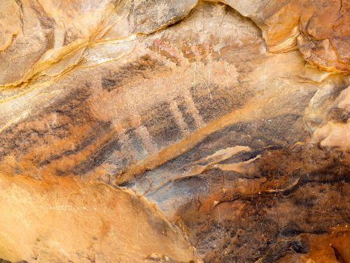 petroglyphs vernal utah