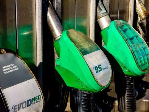 petrol gas station charging station