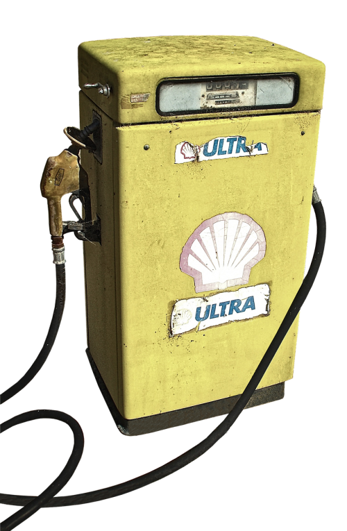 petrol gas pump fuel