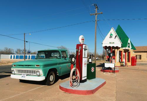 petrol stations workshop garage