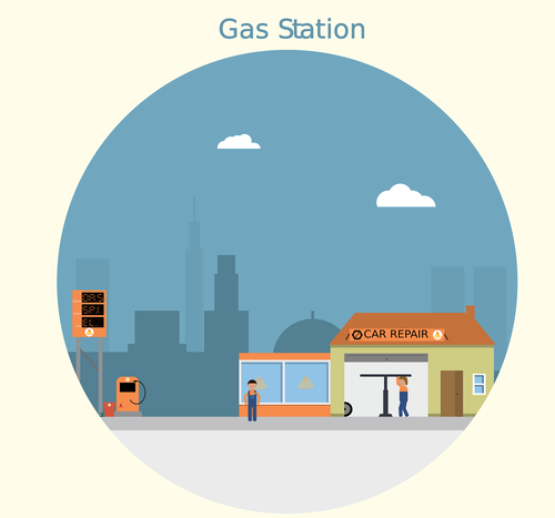 petrol stations  refuel  petrol