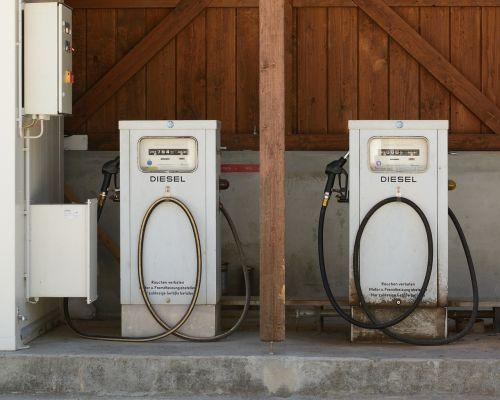 petrol stations pkw gas