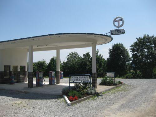 petrol stations gas pump refuel