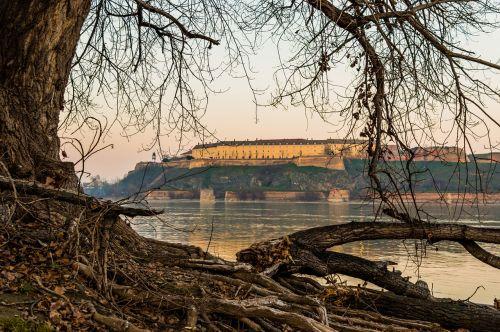 petrovaradin fortress danube