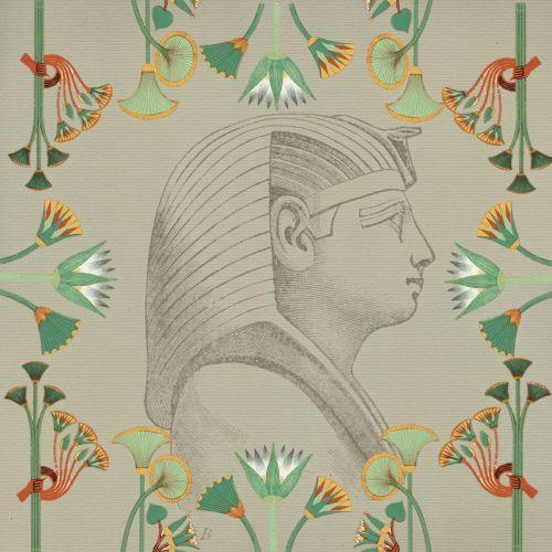 pharaoh egyptian design