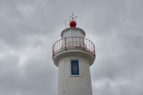 Lighthouse In The Clouds