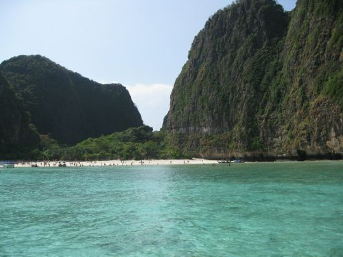 phi phi islands thailand sea