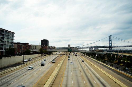 philadelphia city interstate