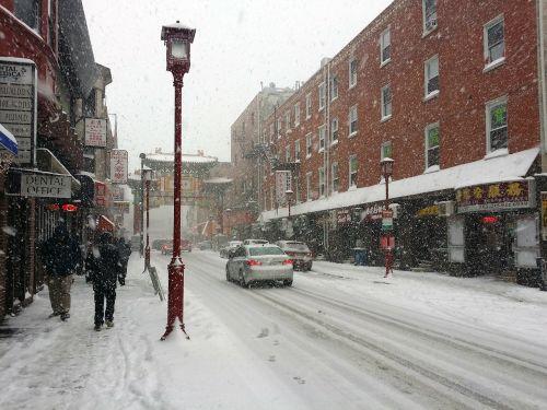 philadelphia snow city