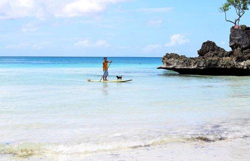 philippines  boracay  beach