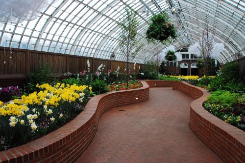 phillips conservatory pittsburg path