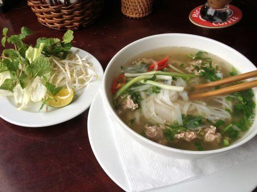 pho vietnamese food restaurant