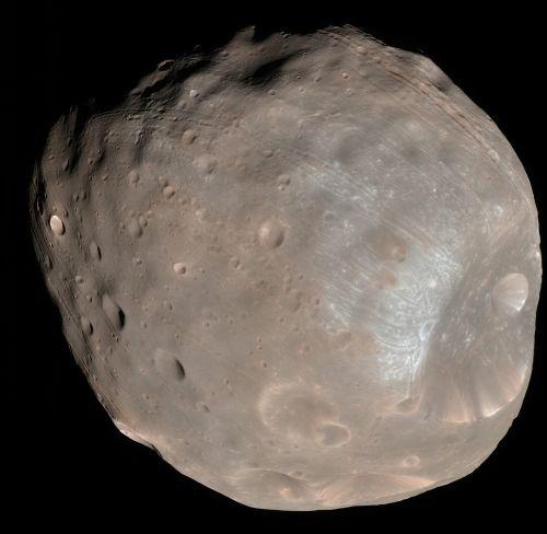 phobos moon mars i