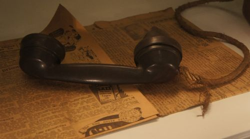 phone old communication