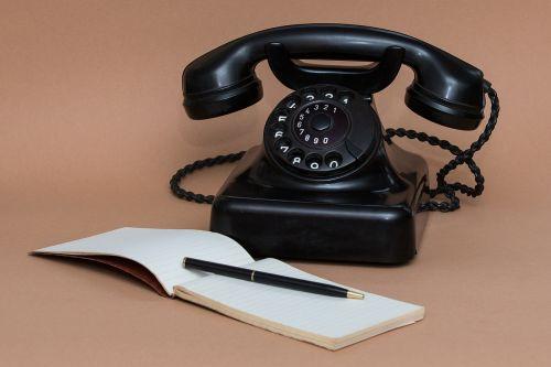phone communication message