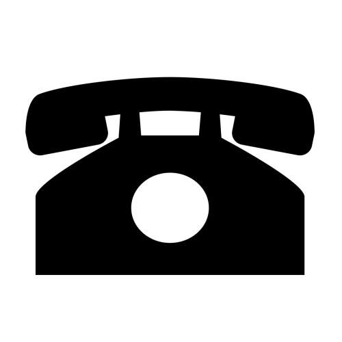 phone icon information