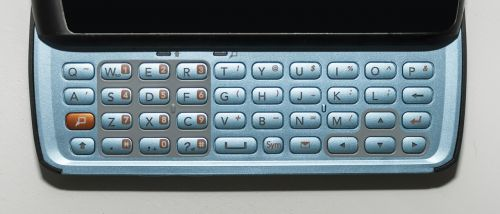phone qwerty keyboard