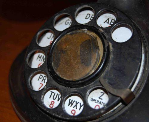 phone antique old