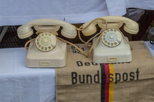 phone post dial