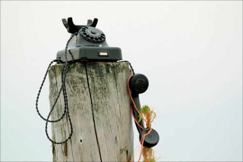 phone communication connection